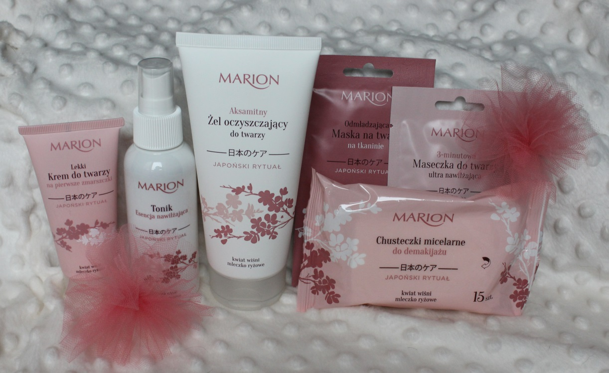 Japoński rytuał firmy Marion