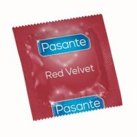Prezerwatywy Pasante Red Velvet