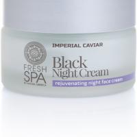 Fresh Spa Odmładzający krem do twarzy na noc Królewski Kawior 50 ml