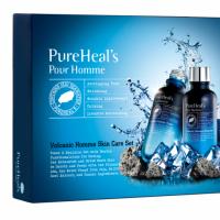Pure Heals Volcanic Homme Set