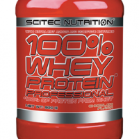 SCITEC NUTRITION 100% Whey protein professional 1110g chocolate coconut