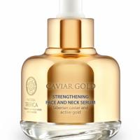 Caviar Gold Strengthening face and neck serum , 30 ml
