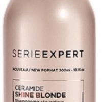 LOREAL Shine Blonde Szampon New Line 300ml