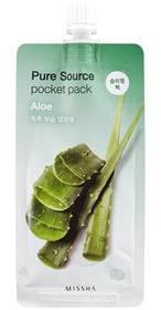 MISSHA Pure Source Pocket Pack (Aloe) 10 ml