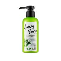 MISSHA Juicy Farm Body Lotion (Nice Greentea Shot) Balsam do ciała 200 ml