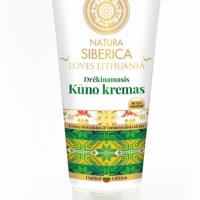 Natura Siberica loves Lithuania Krem do ciała nawilżający 200 ml