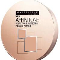 Maybelline New York Affinitone Puder 20 Golden rose, 9 g