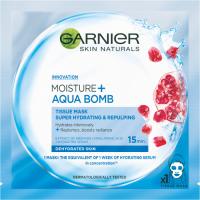 Garnier Skin Naturals Moisture + Aqua Bomb maska kompres 32g