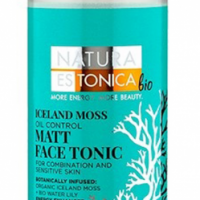 Natura Estonica Tonik do twarzy Islandzki Mech, 200ml