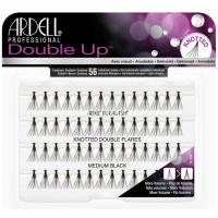 ARDELL Double Up zestaw 56 kępek rzęs Medium Black