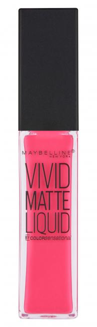 Maybelline Color Sensational Vivid Matte 15 Electric Pink