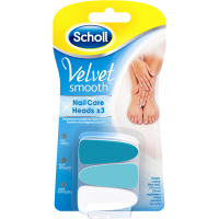 Nakładki wymienne SCHOLL Velvet Smooth 3 szt.