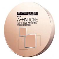 Maybelline New York Affinitone Puder 17 Rose beige, 9 g