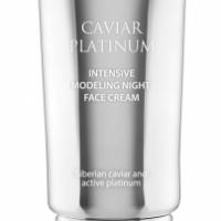 Caviar Platinum Intensive  modeling night face cream 30 ml