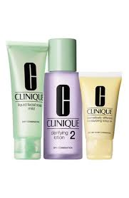Clinique SET 3 Step Skin Type 2