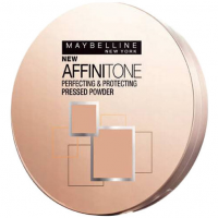 Maybelline New York Affinitone Puder 21 Nude, 9 g