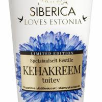 Natura Siberica loves Estonia Odżywczy krem do ciała