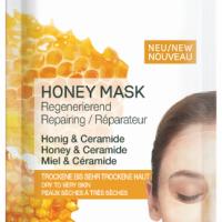 Garnier Skin Naturals Kojąca Maseczka do twarzy Miód i ceramidy 8 ml
