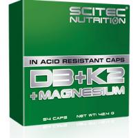 SCITEC Vitamin D3 + K2 + Magnez 54 kaps.