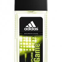 Adidas Pure Game 75 ml dezodorant w naturalnym sprayu