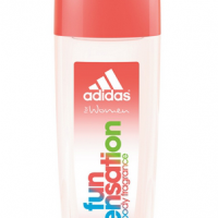 Adidas Fun Sensation 75 ml dezodorant w naturalnym sprayu