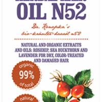 Dr.Konopka´s Olejek ziołowy odbudowujący do włosów 30 ml