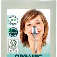 ORGANIC PEOPLE Żel do mycia naczyń pomarańcza 500 ml