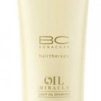 SCHWARZKOPF BC Oil Miracle Lekki szampon 200 ml