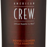 AMERICAN CREW  Men Power Cleanser Style Remover oczyszczający szampon do włosów 1000 ml