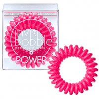 Invisibobble Power Pinking of you  mocny róż gumki do włosów