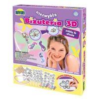 Biżuteria 3D, ozdoby do włosów