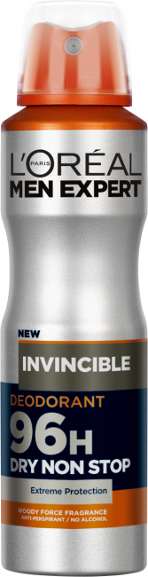 L'oreal Men Expert Invincible 150ml