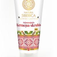 Natura Siberica loves Latvia Scrub do ciała regenerujący 200 ml