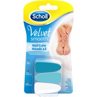 Produkt z outletu: Nakładki wymienne SCHOLL Velvet Smooth 3 szt.
