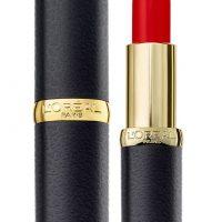 L'Oréal Paris – Pomadka – Color Riche Matte 346 Scarlet Silhouette