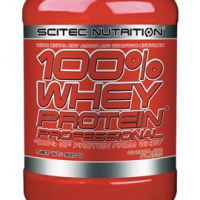 SCITEC NUTRITION 100% Whey protein professional 920g chocolate penut butter