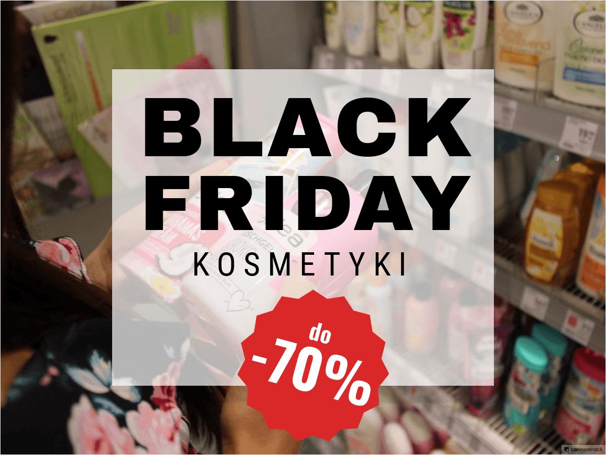 Kosmetyczny Black Friday 2018 – lista znalezionych promocji