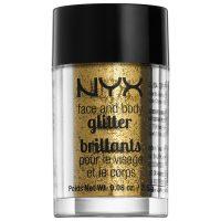 NYX Professional Makeup Rozświetlacze Gold Brokat 2.5 g