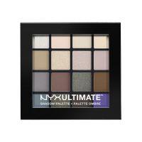 NYX Professional Makeup Palety do makijażu Cool Neutrals Cień do powiek 100.0 g