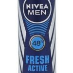 NIVEA Men Fresh Active 48h perfumy męskie – dezodorant 48h 150ml