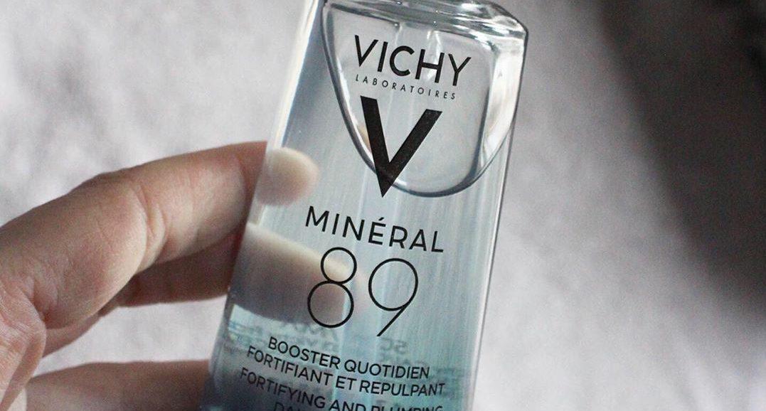 Vichy Minéral 89 – Booster nawilżająco – wzmacniający