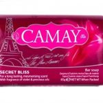 CAMAY Bar Soap mydło w kostce Secret Bliss 85g