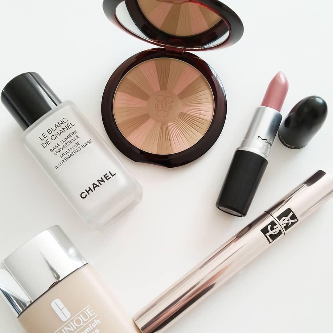 Kosmetyki kolorowe Mac, Chanel, Guerlain