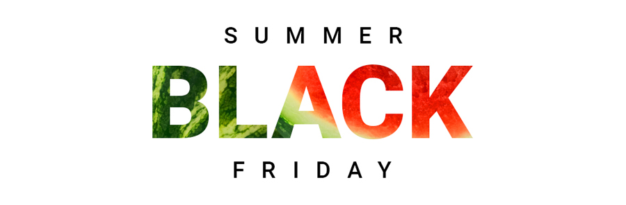 Summer Black Friday Notino